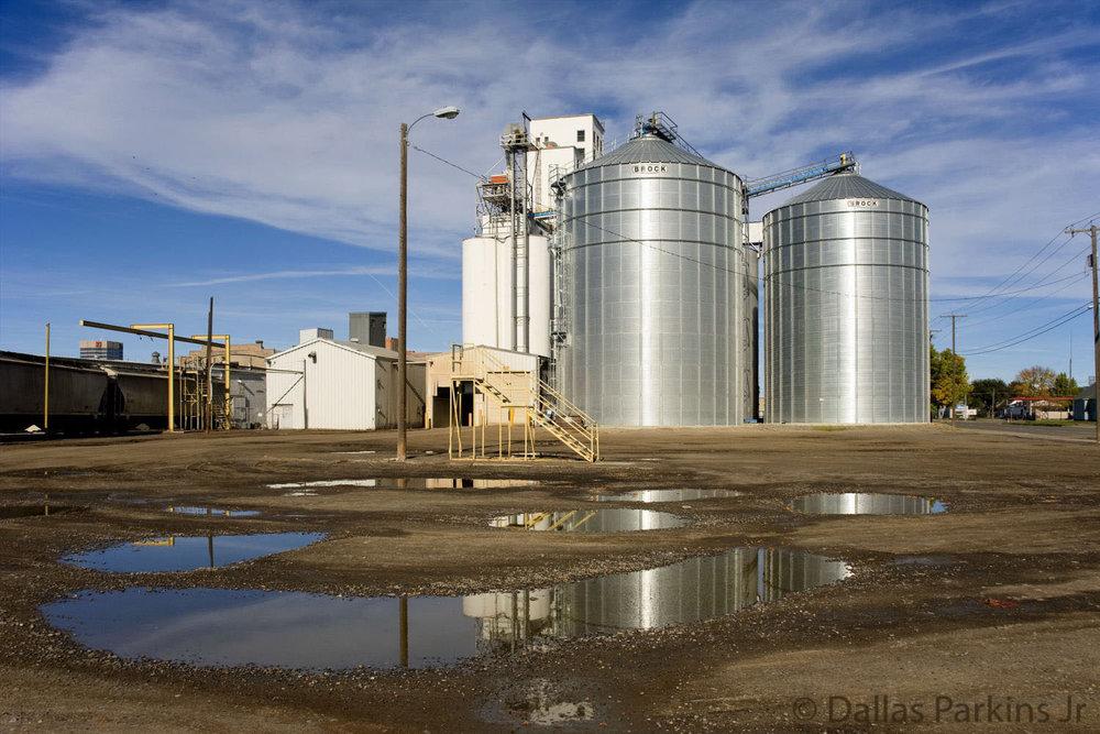 Grain Rail No. 2