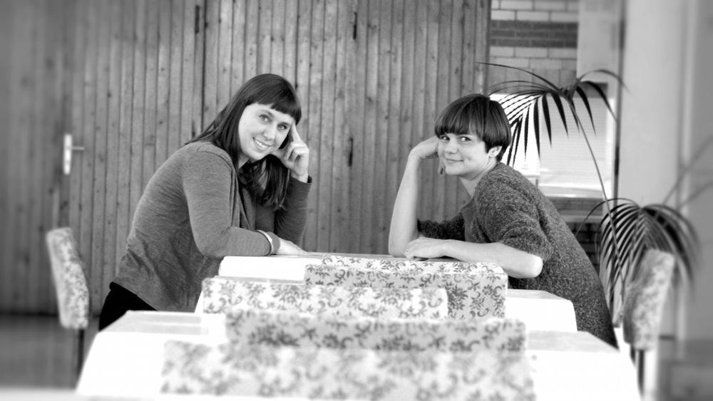Tanja Deschner und Christina Eckert