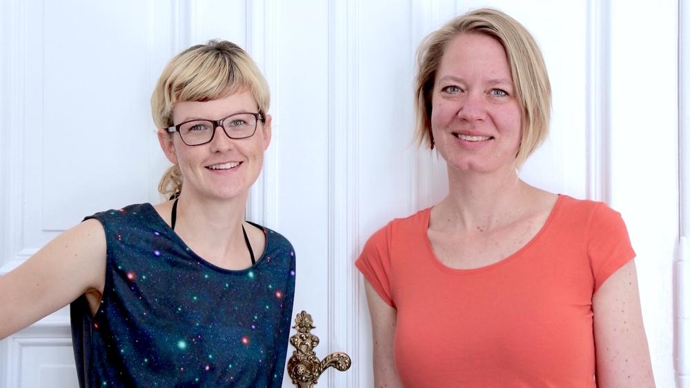 Founder : Katja Thiede und Silvia Steude