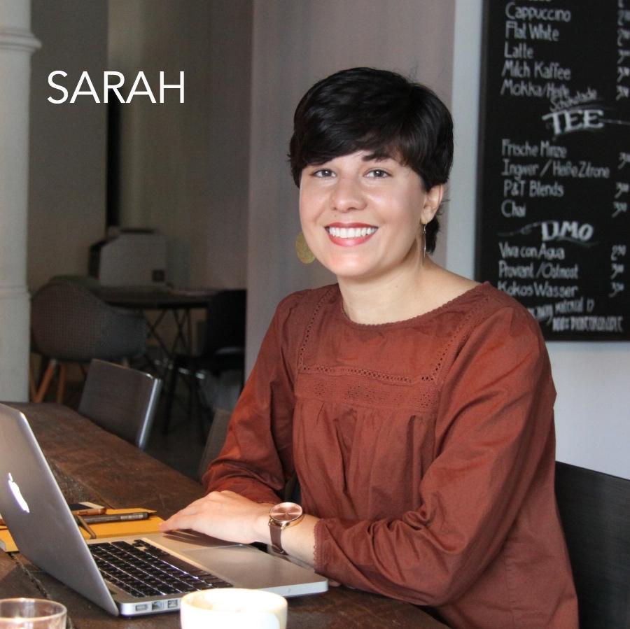 >> sucht eine Partnerin, mit Erfahrungen im Finanzenund Projektmanagementfür ihre Idee im Bereich GOOD FOOD
