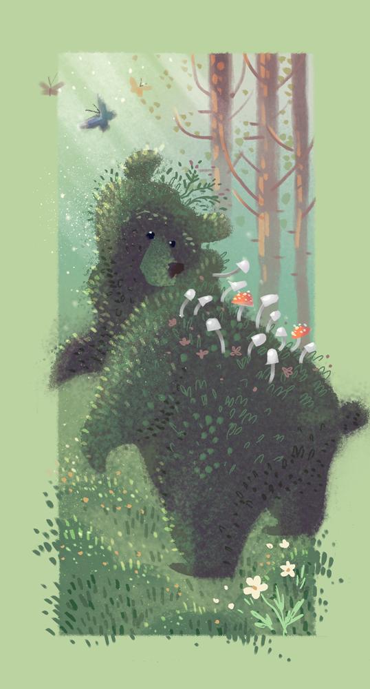 Mossbear