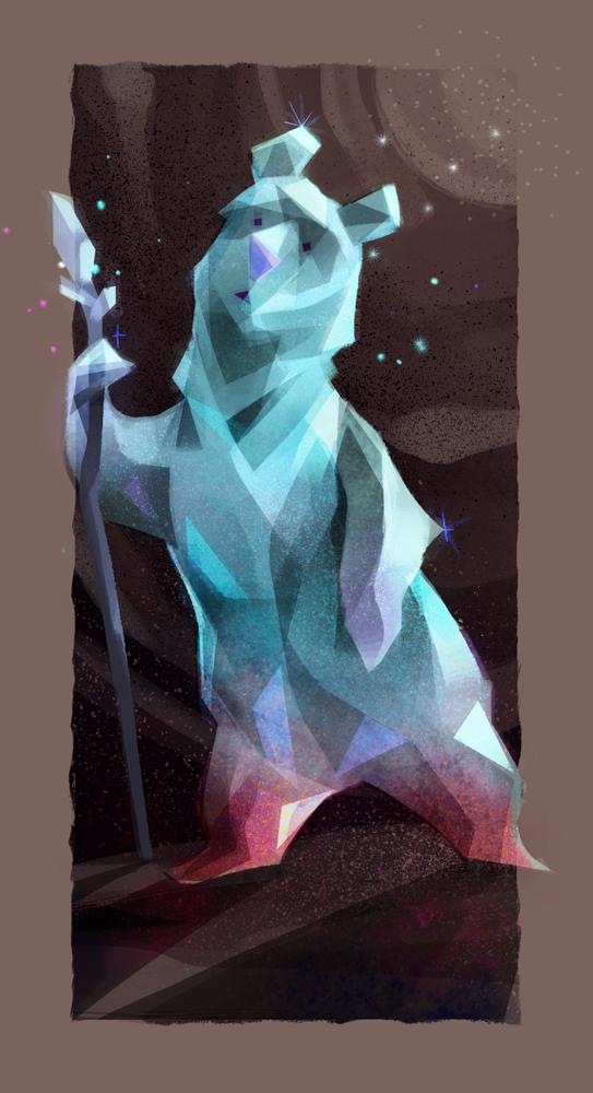 Crystalbear
