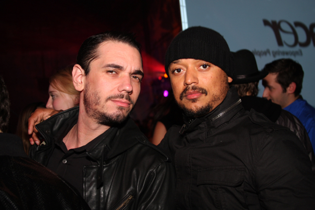 DJ AM and Jihaad Shaw