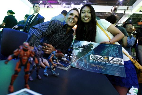 Todd McFarlane at E3