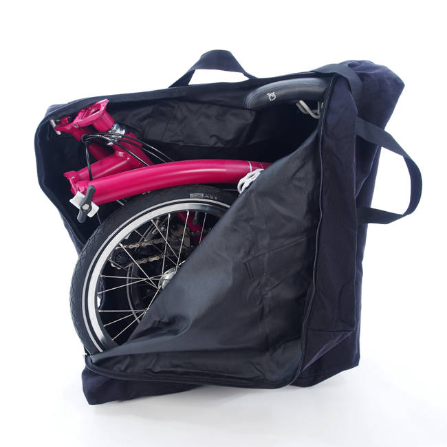 transport and saddle bag  -Made by Radical Design -Cordura fabric