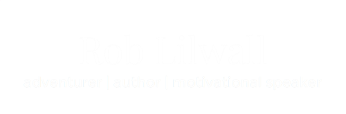 Asia and Hong Kong based motivational speaker Rob Lilwall