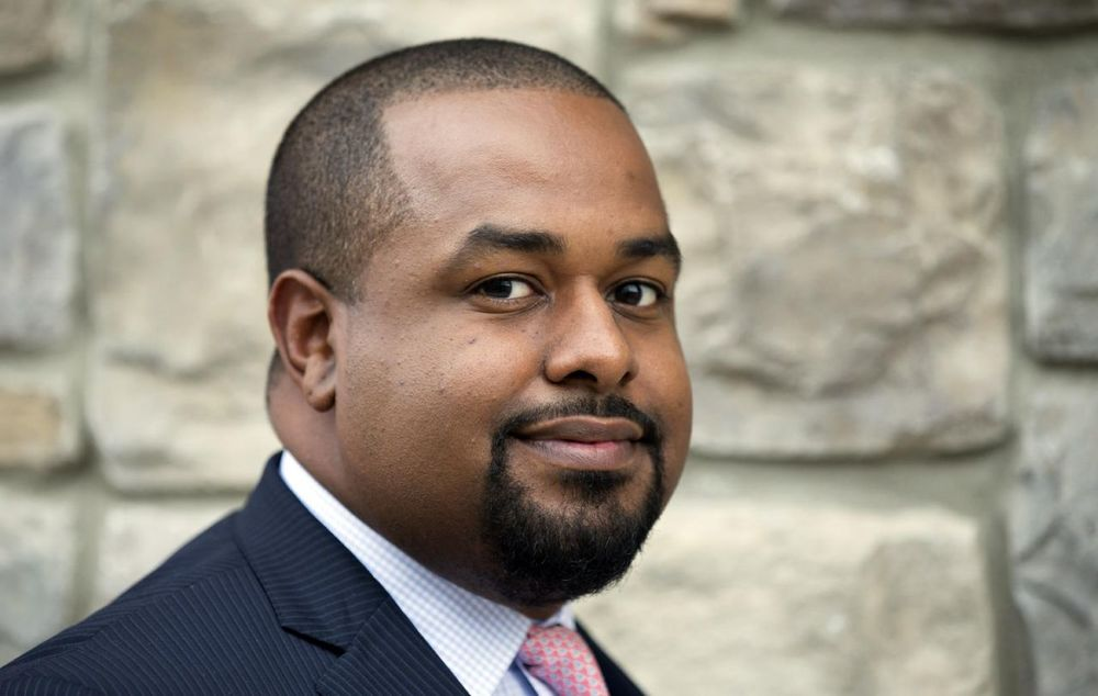 Joshua DuBois, President Barack Obama's Faith Advisor