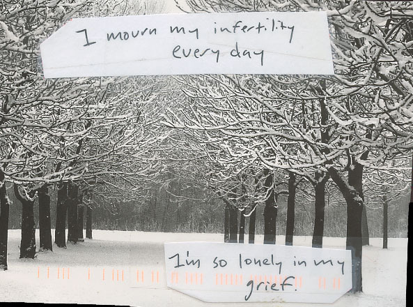 Infertility Post Secret Snow