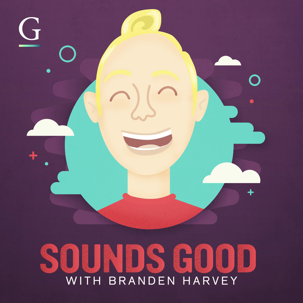 Sounds Good with Branden Harvey  Podcast Artwork