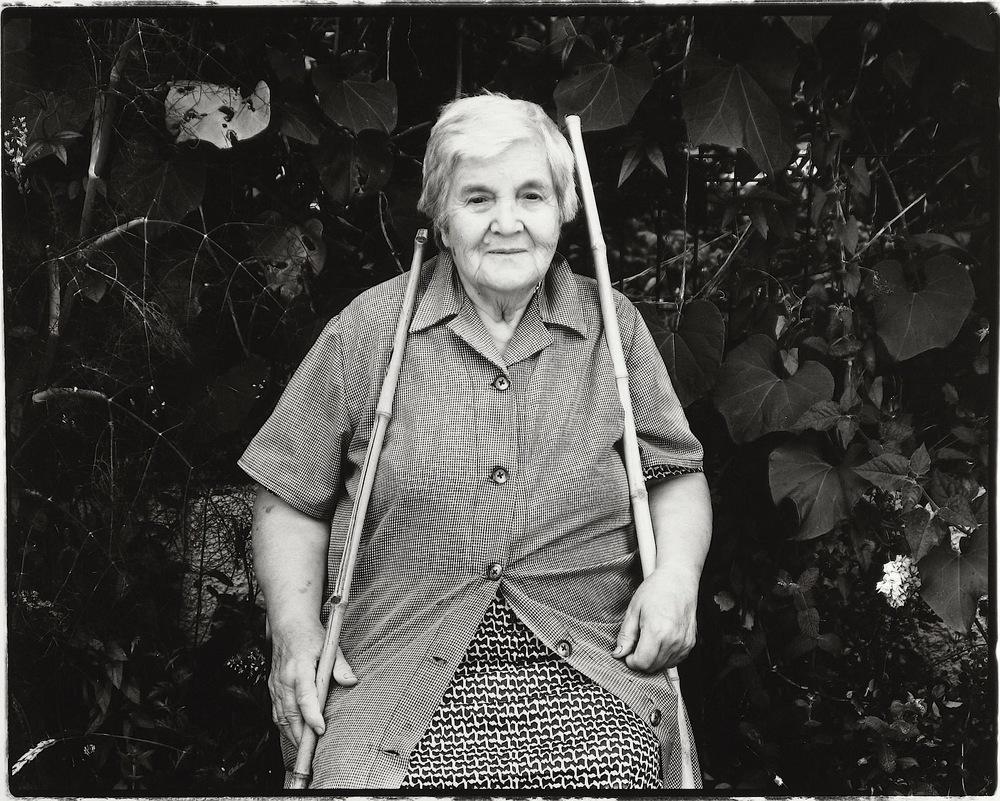 Mª. Francisca Rodríguez Cabanas, O Eirovello, Xuño 2014