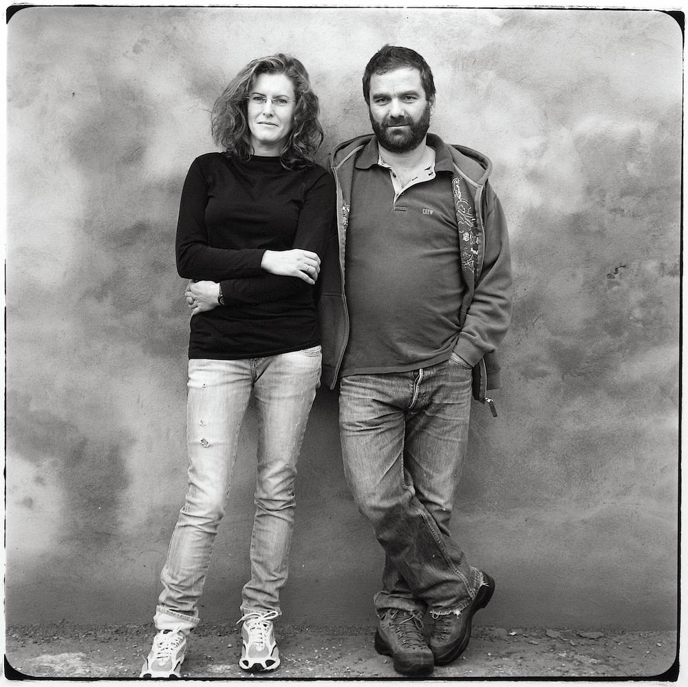 Rosa y Eugenio