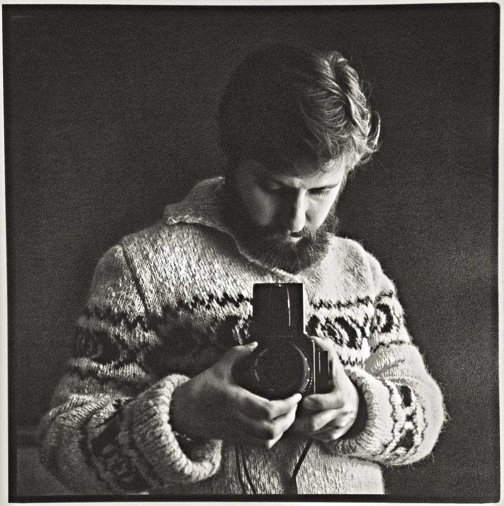 Autorretrato, 1984.