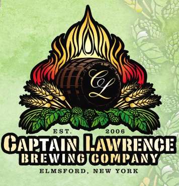 Captain Lawrence Brewery    A GABF award winning craft brewery from Westchester, New York.    www.captainlawrencebrewing.com  /