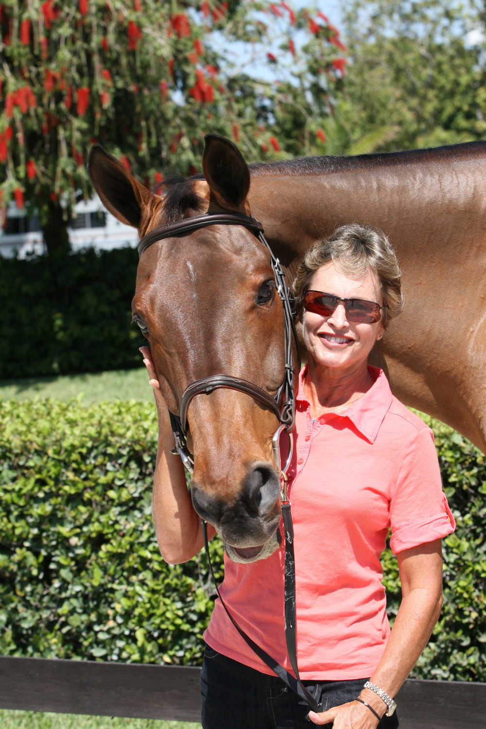 Margie Engle - Margie and Perrin at WEF for the book