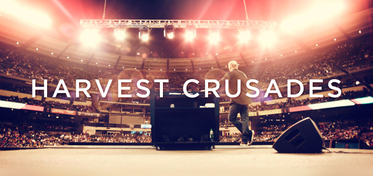 HARVEST CRUSADES | GREG LAURIE