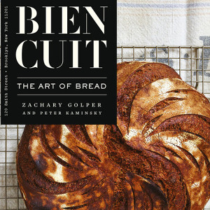atelier mile away pick 2015: Bien Cuit Cookbook by chef Zachary Golfer