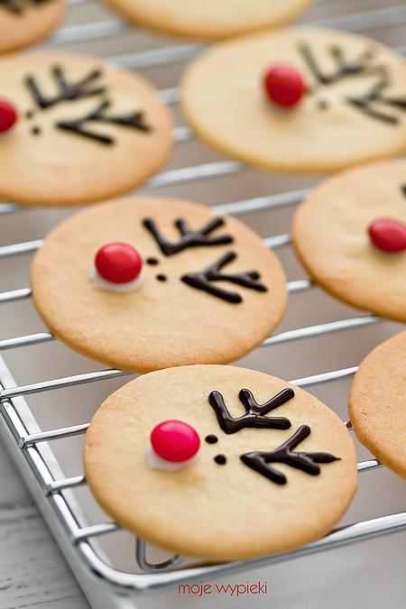 atelier mile away rudolph cookies