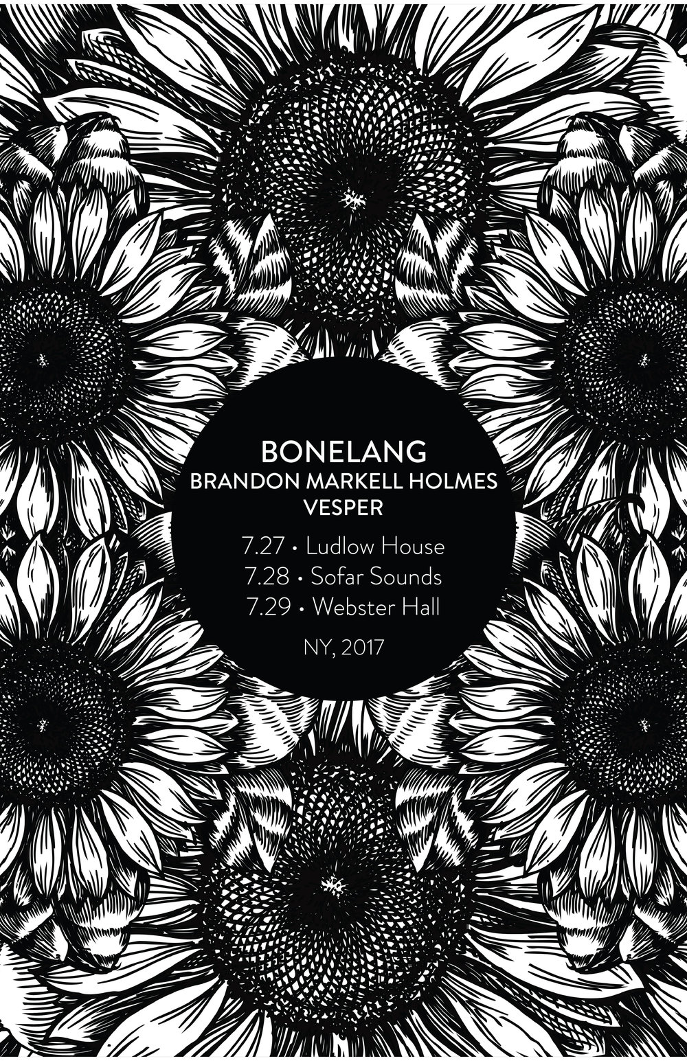 67a52f7a Bonelang has announced their return to New York City for a handful of  select events in July including a headlining show at The Studio at Webster  Hall on ...