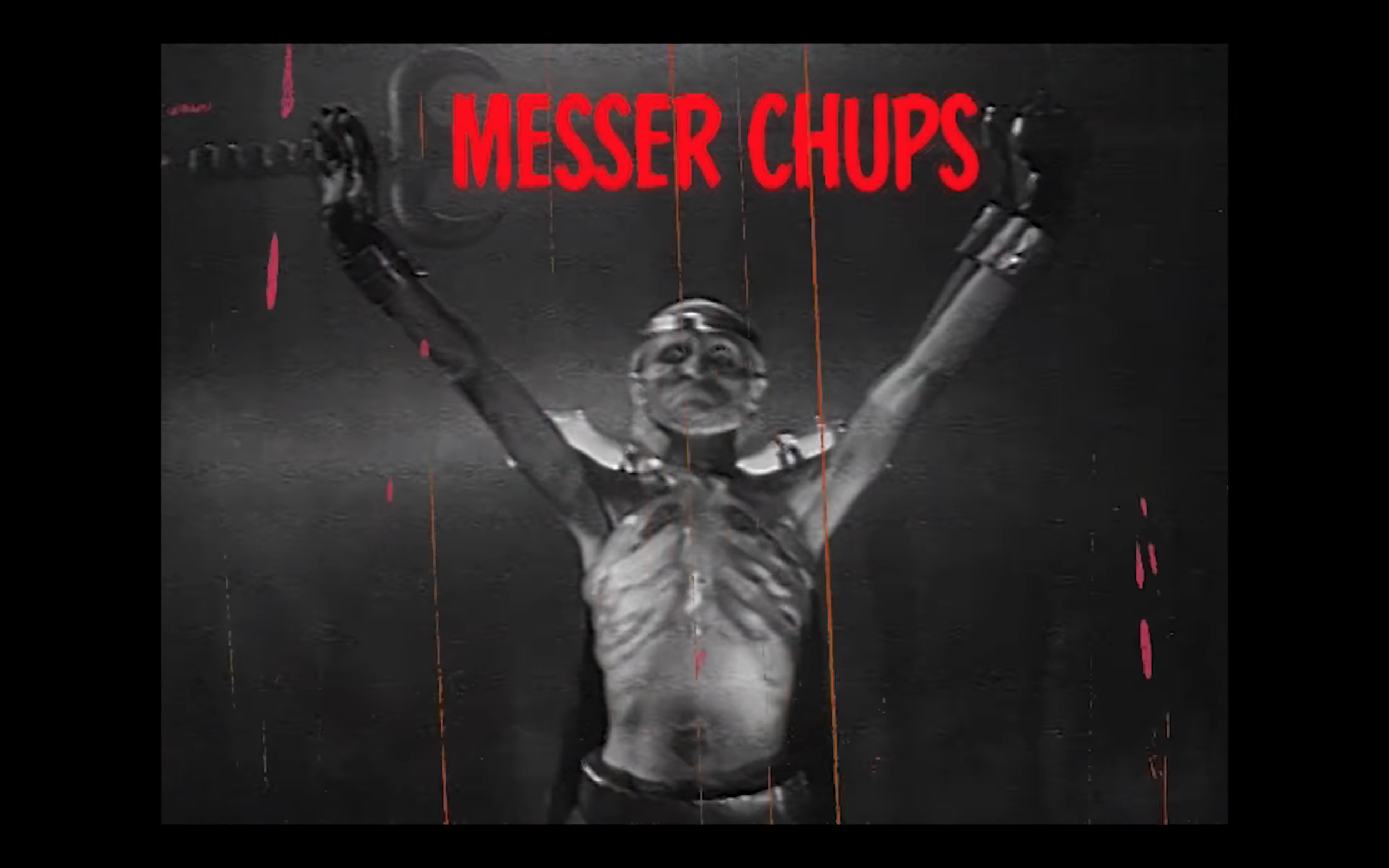 """get ready for halloween with messer chups' new video for """"midnight"""
