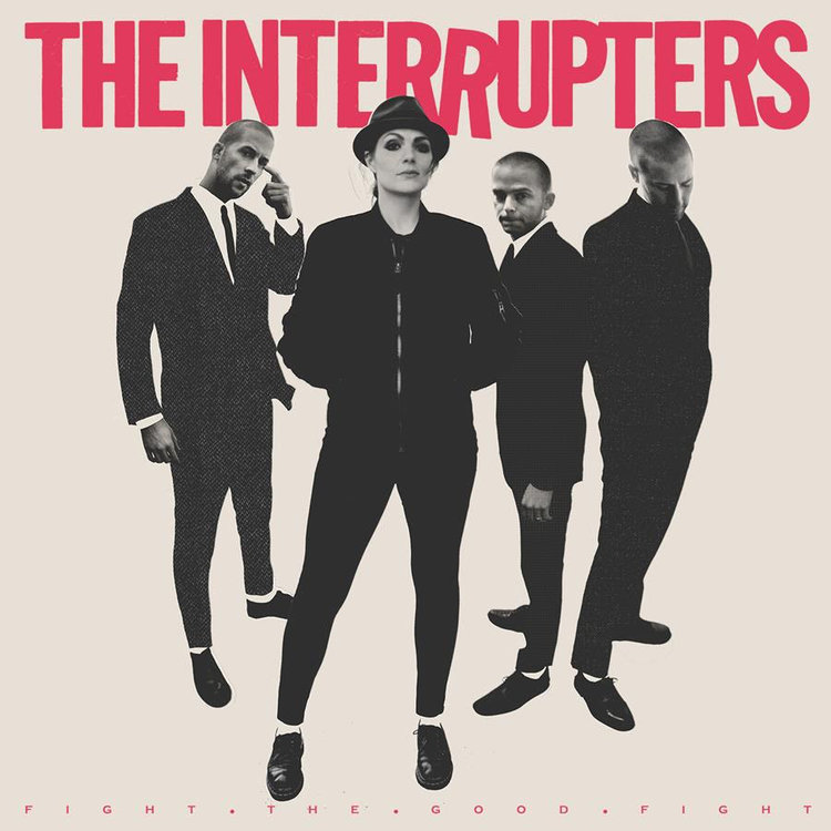 "Résultat de recherche d'images pour ""the interrupters fight the good fight"""