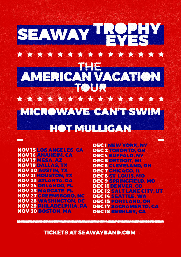 Image result for seaway trophy eyes tour