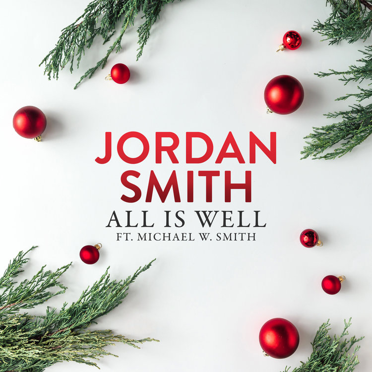 Jordan Smith and Michael W. Smith Release New Track, \