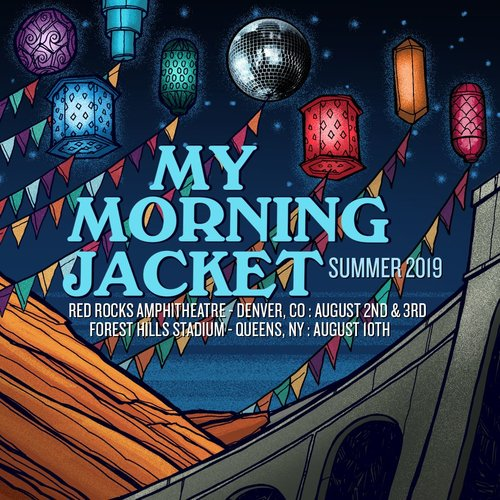 My Morning Jacket Announce Summer 2019 Tour Dates The Prelude Press