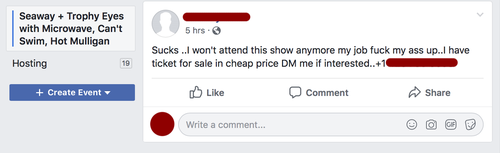 How to Avoid High Concert Ticket Prices and Scammers in