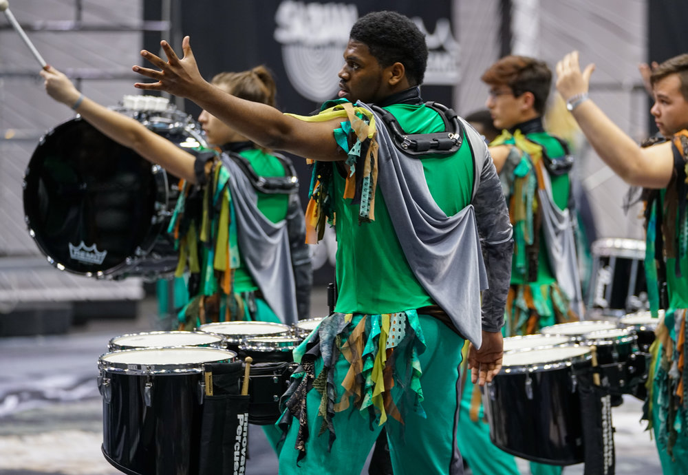 Lawrence Township 2018:  WGI PSO Finalist