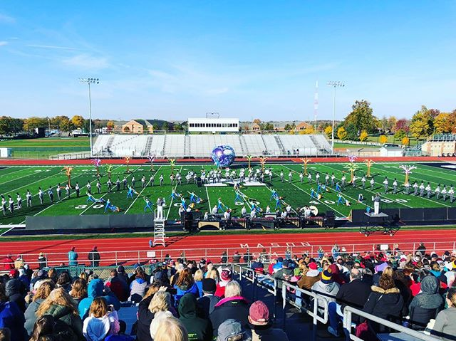 Excellent finals show, @dhhs_band! #MSBA #BecauseOfUs #RMDsquad