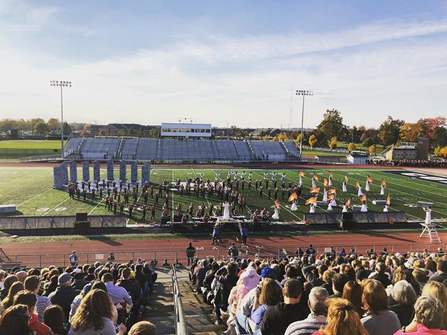 Fantastic show @kilbourne_bands!! Proud to work with you! #IfTheseStonesCouldSing #RMDsquad