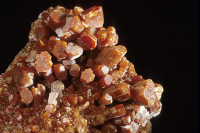 Old Yuma vanadinite/Monica Graeme photo