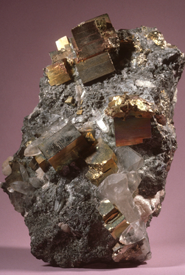 Cananea pyrite/Jeanne Broome photo