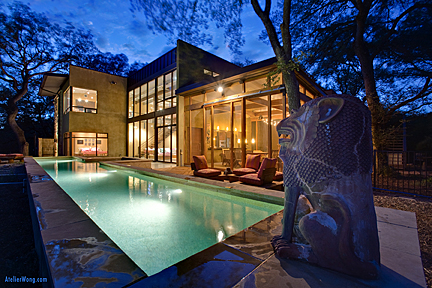 Drinkwine Residence - Photo Patrick Wong  1995 - Present - Firms:      MPA ,  Loop Design  ,   Miro-Rivera ,