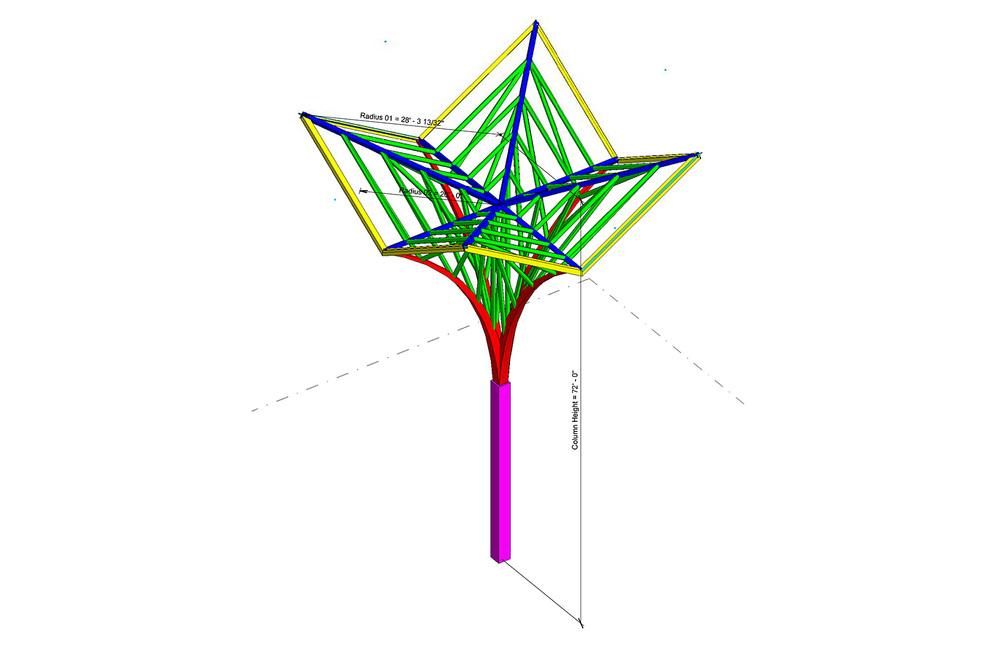 Adaptive Component - Calatrava