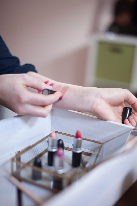 denver makeup artist lipstick swatched