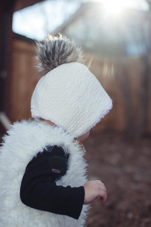 handmade bonnet