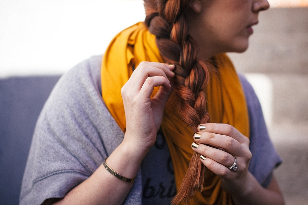 side braid dutch braid
