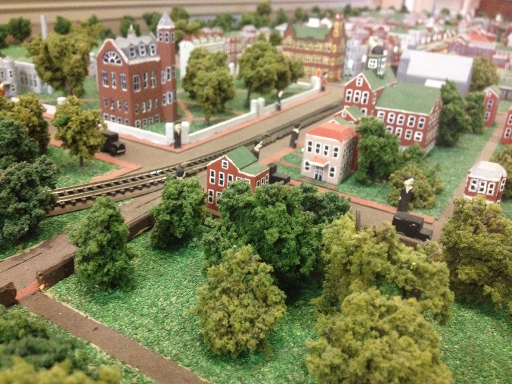 Carlisle, PA in miniature