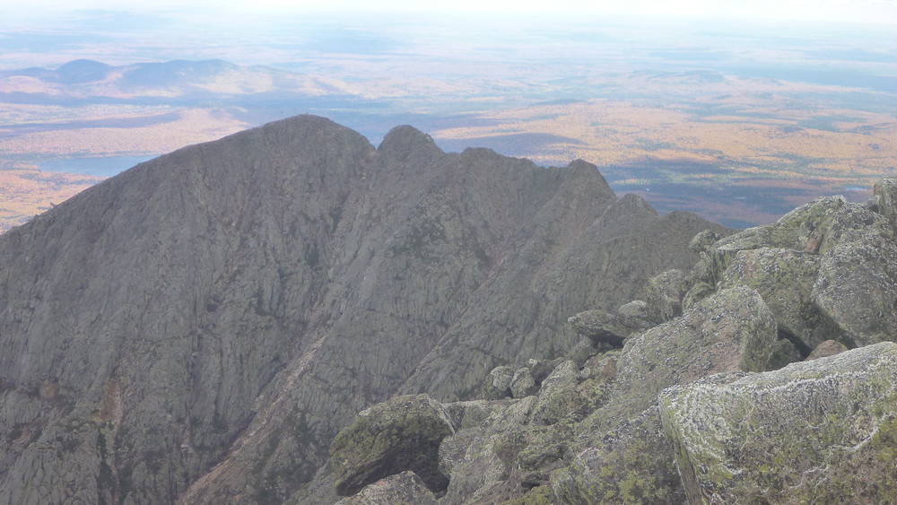 Knife's Edge - Mt Katahdin, Maine