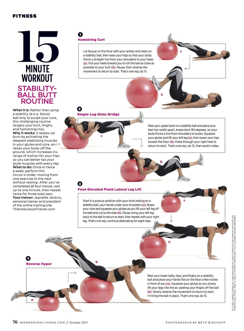 WOMEN'S HEALTH MAGAZINE