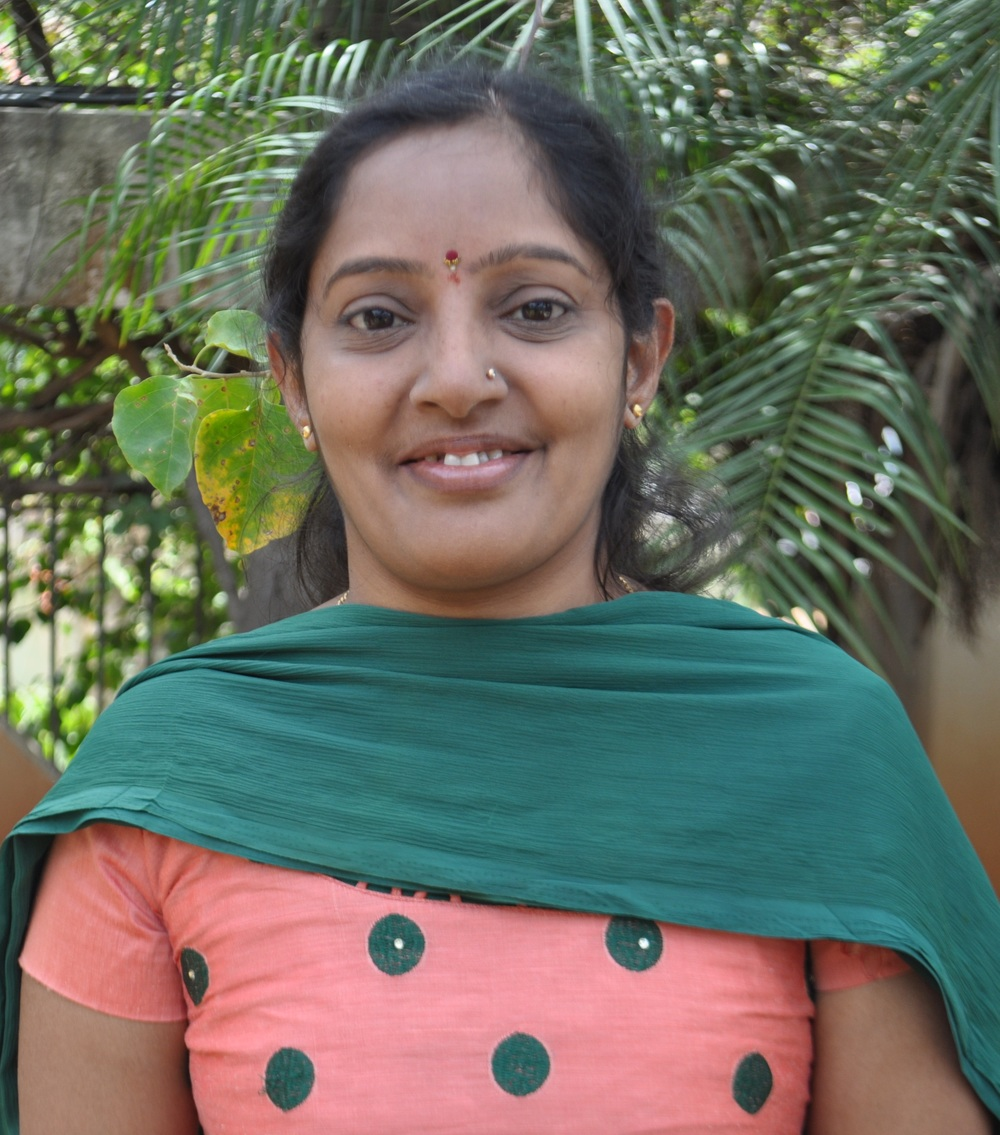 Nandini V., Data Entry Operator