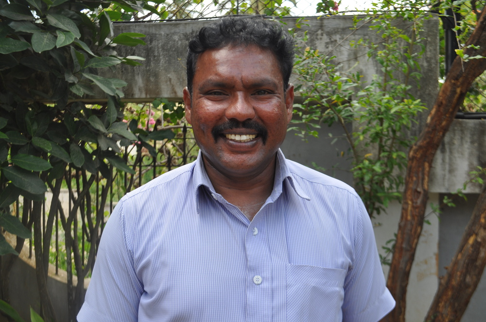 Satyanarayana, Field Coordinator & Office Supervisor