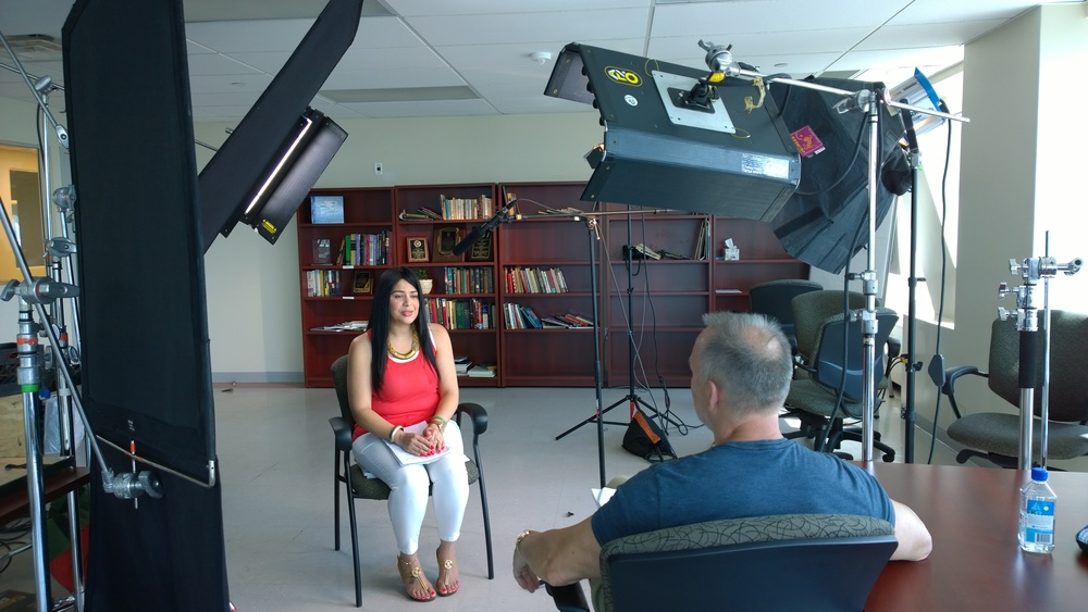 We interviewed with Brenda, a former student of Boricua College about her college experience.