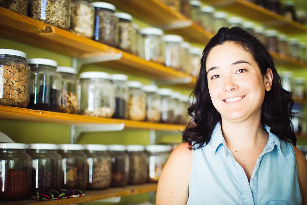 Lauren Kaneko-Jones Acupuncturist San Francisco