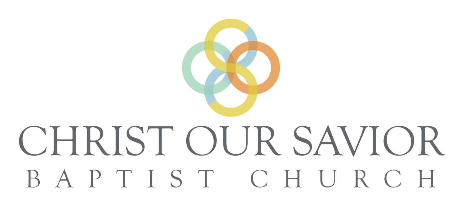 CHRIST OUR SAVIOR BAPTIST CHURCH