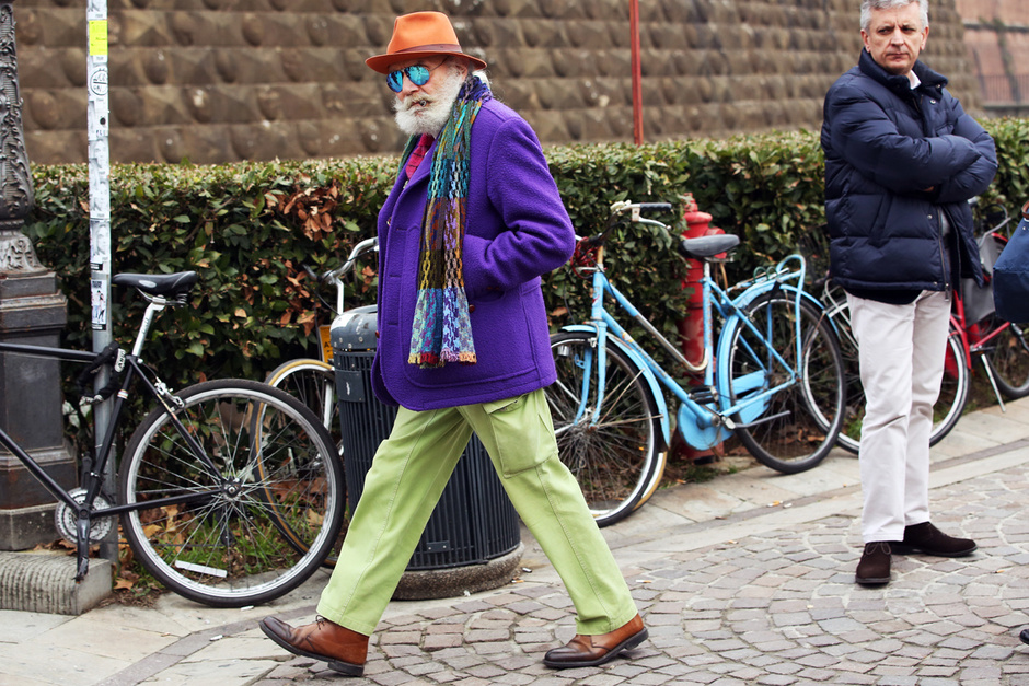 Pitti Uomo, Street Style, Fall/Winter 2013, menswear fashion,, florence, Italy