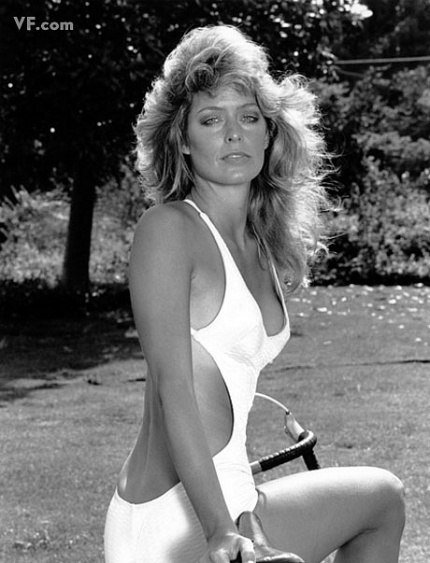 Farrah Fawcett: Bike Sexy – Bike Pretty