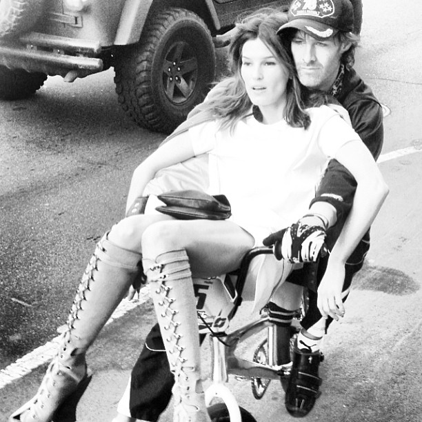 bikepretty, bike pretty, cycle style, cycle chic, bike model, girl on bike, bike fashion, bicycle fashion, bicycle fashion blog, cute bike, vintage, girls on bikes, model on bike, street style, hanneli, hanneli rides a bike, boots