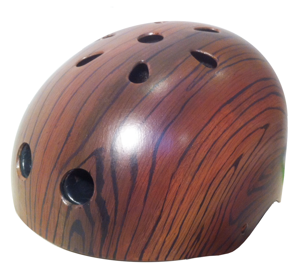 bikepretty, bike pretty, cycle style, cycle chic, bike helmet, pretty helmet, belle, belle helmets, danielle, hand painted, hand painted helmet, cute helmet, fashion, fashion helmet, stylish helmet, modern, minimal, minimalist, wood helmet, woodgrain, faux wood